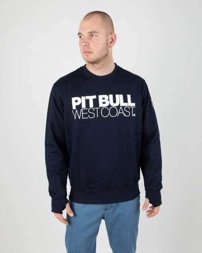 Bluza Pitbull Tnt Navy