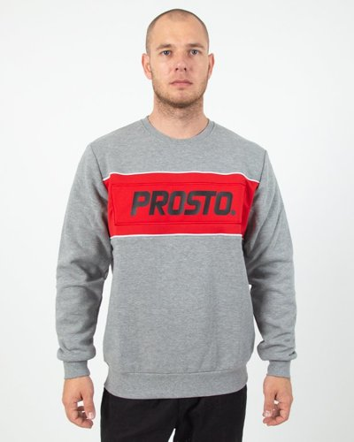 Bluza Prosto Gamer Grey