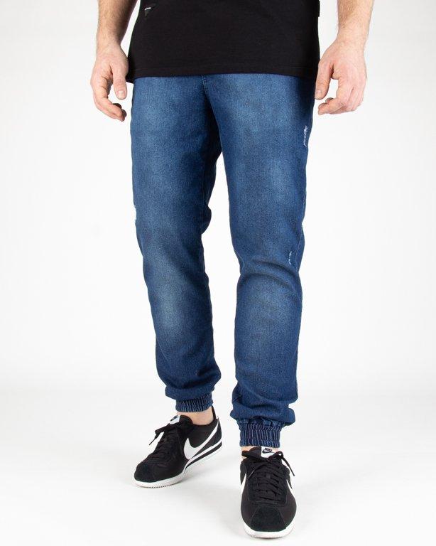 Jeans Jogger Patriotic Futura Navy
