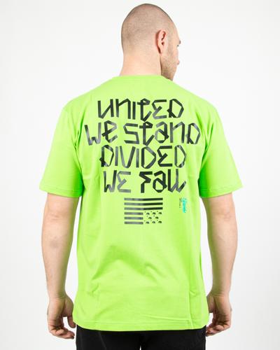 Koszulka El Polako Uwsdwf Lime
