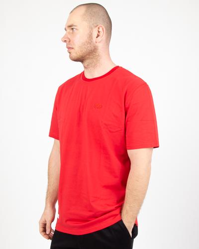 Koszulka Lucky Dice Basic Dice Red