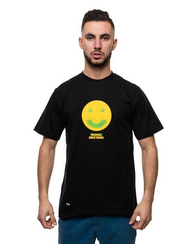 Koszulka Mass Smile Black