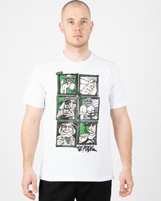 Koszulka P56 Dziadek White
