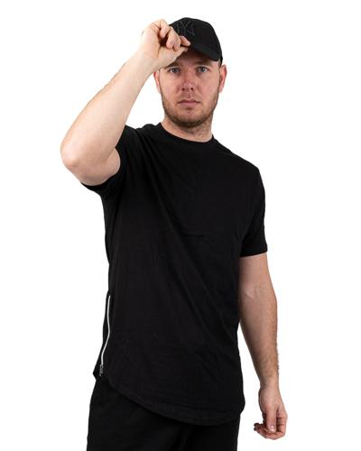 Koszulka Southpole Basic Black