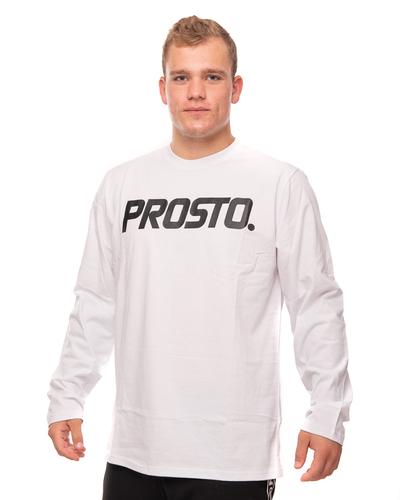 Longsleeve Prosto Clazzic White