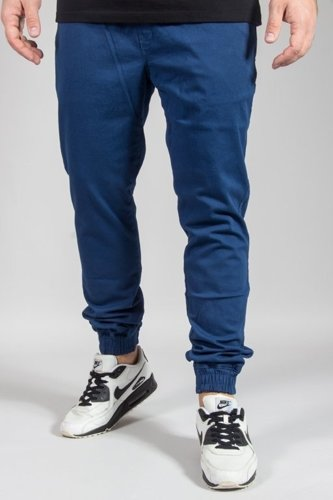 Spodnie Diamante Wear Chino Jogger Rm Blue