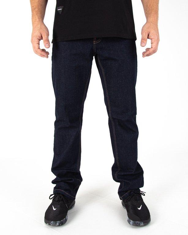 Spodnie Jeans SSg Classic Slim Dark