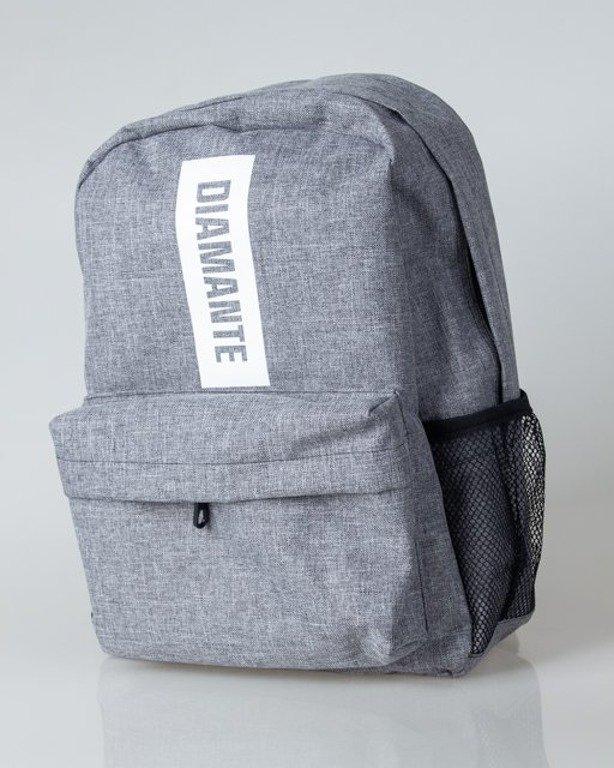 wielka wyprzedaż Najlepiej obuwie Plecak Diamante Wear Boxlogo Grey Jeans