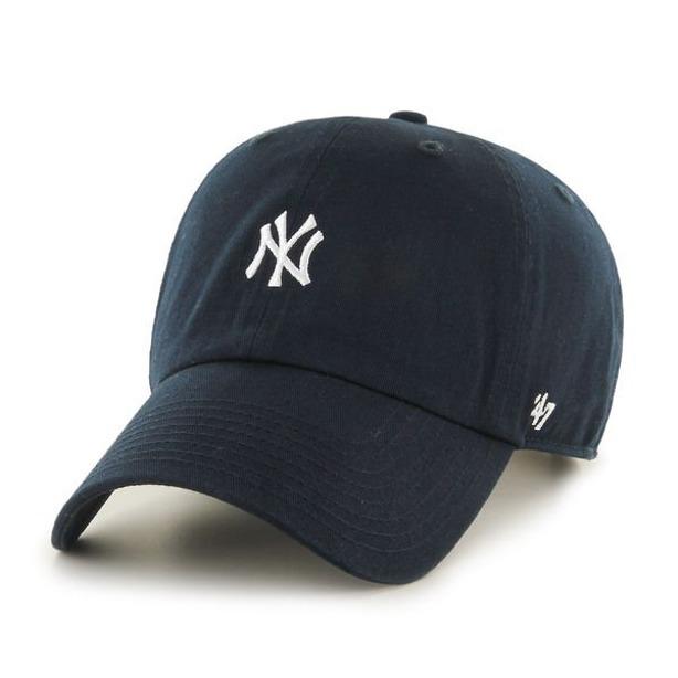47 BRAND CAP MLB NEW YORK YANKEES HIRNO BLACK