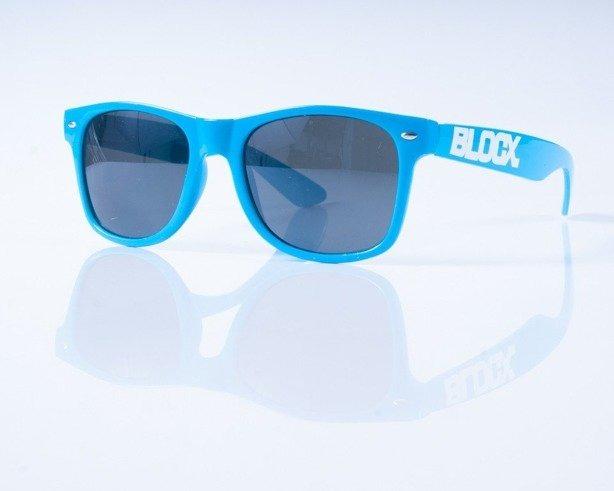 BLOCX OKULARY CLASSIC  BLUE