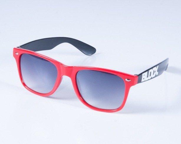 BLOCX OKULARY CLASSIC RED-BLACK