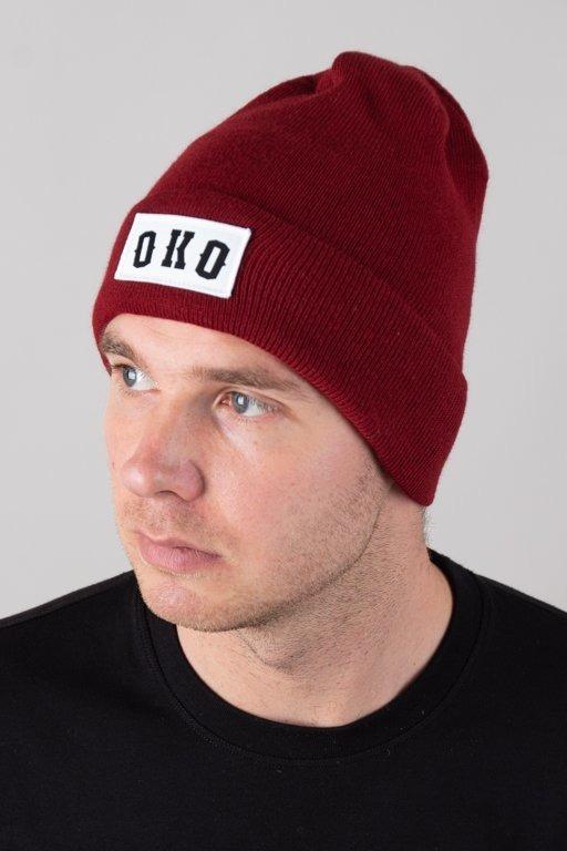 BOR WINTER CAP OKO BRICK