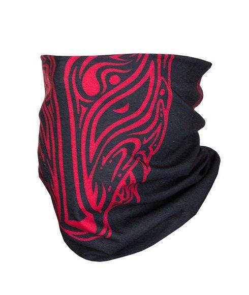 Bandana Brain Dead Familia Kitsune Black-Red