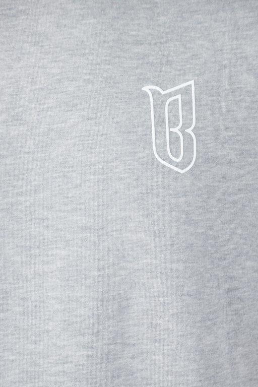 Bluza Bor Borcrew Outline Melange