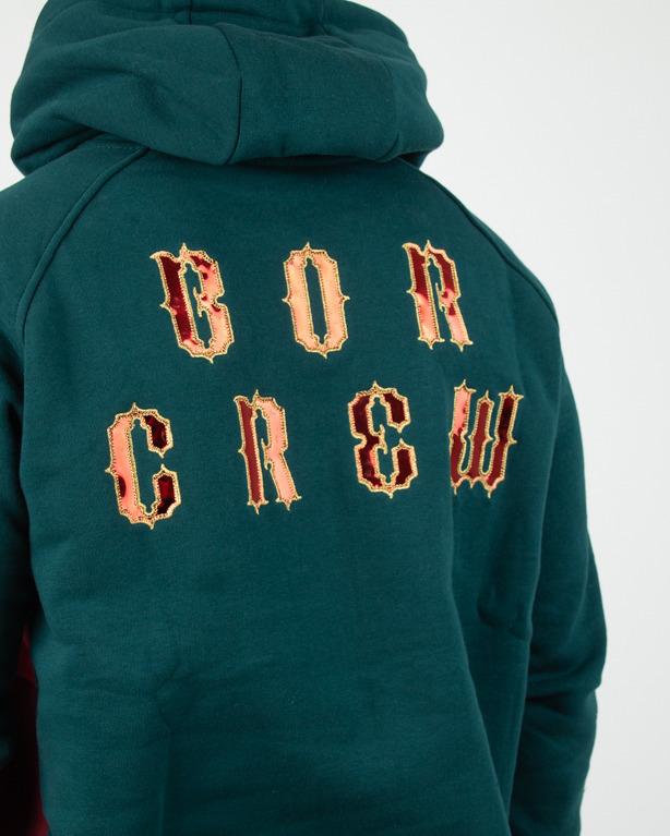 Bluza Bor Hoodie Premium Royal Black