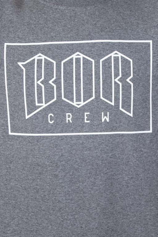 Bluza Bor New Outline Grey