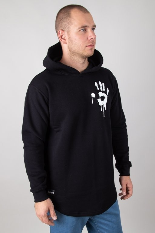 Bluza Diamante Wear Hoodie I See Dead Haters Black