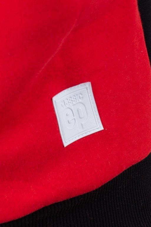 Bluza El Polako Hoodie School Red