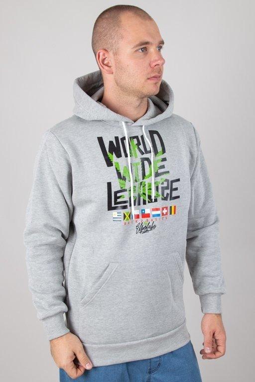 Bluza El Polako Hoodie Wwl Grey