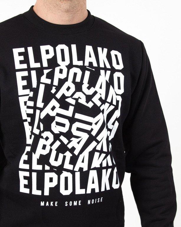 Bluza El Polako Noise Black
