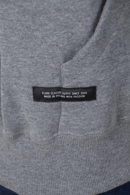 Bluza Elade Hoodie Icon Grey