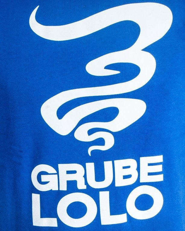 Bluza Grube Lolo Dymek Blue