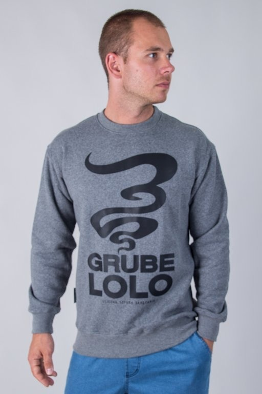 Bluza Grube Lolo Dymek Grey