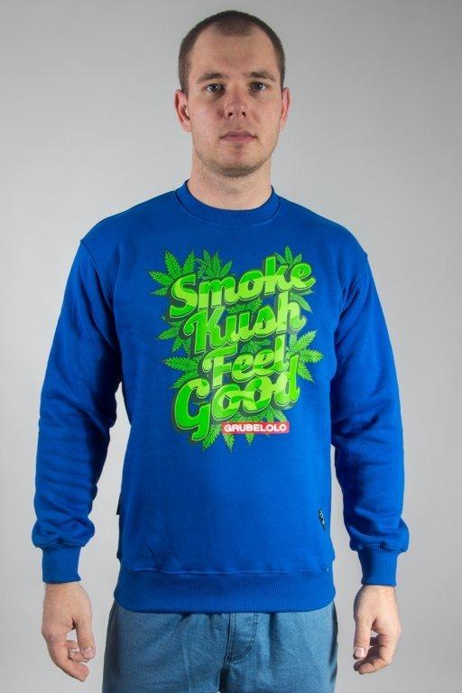 Bluza Grube Lolo Smoke Kush Blue