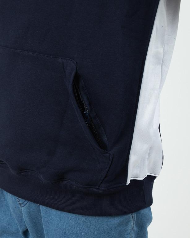 Bluza Hoodie Bor Premium Caro Navy