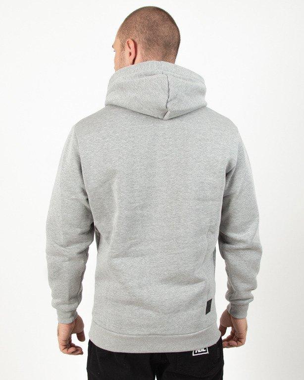 Bluza Hoodie El Polako Haft Logo Grey