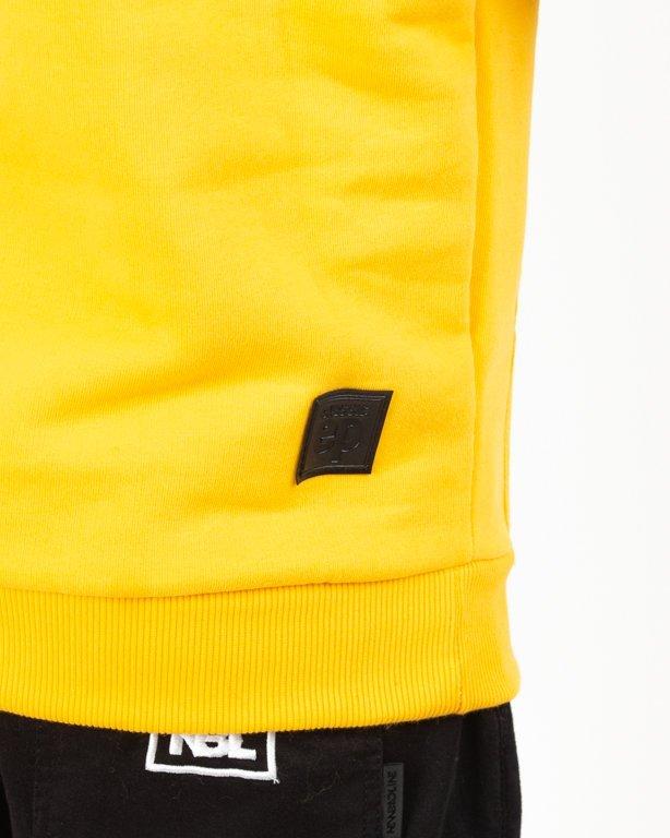 Bluza Hoodie El Polako Haft Logo Yellow