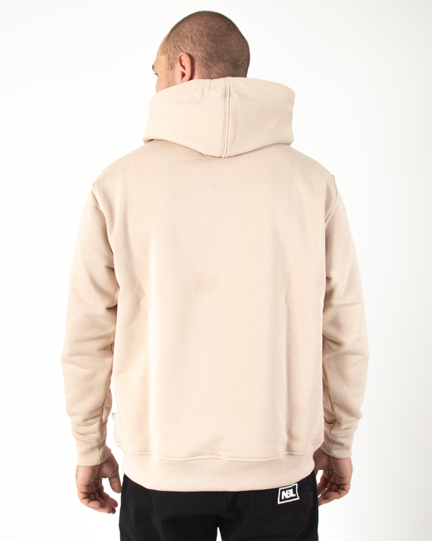 Bluza Hoodie Lucky Dice Small Logo Beige