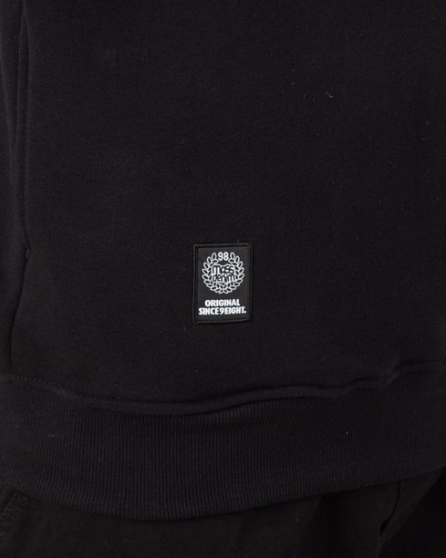 Bluza Hoodie Mass Lord Pac Black