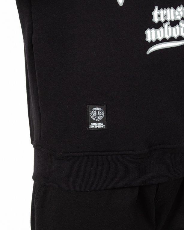 Bluza Hoodie Mass Shackles Black