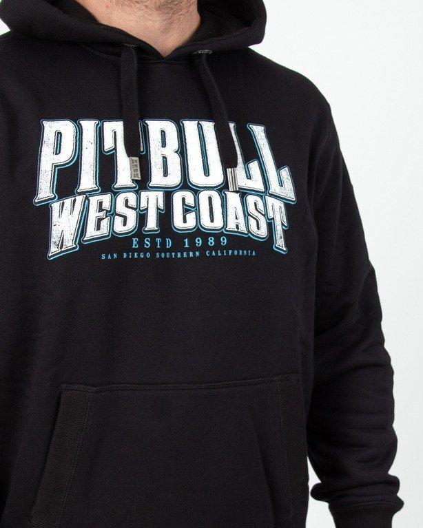Bluza Hoodie Pitbull Gangland 2019 Black
