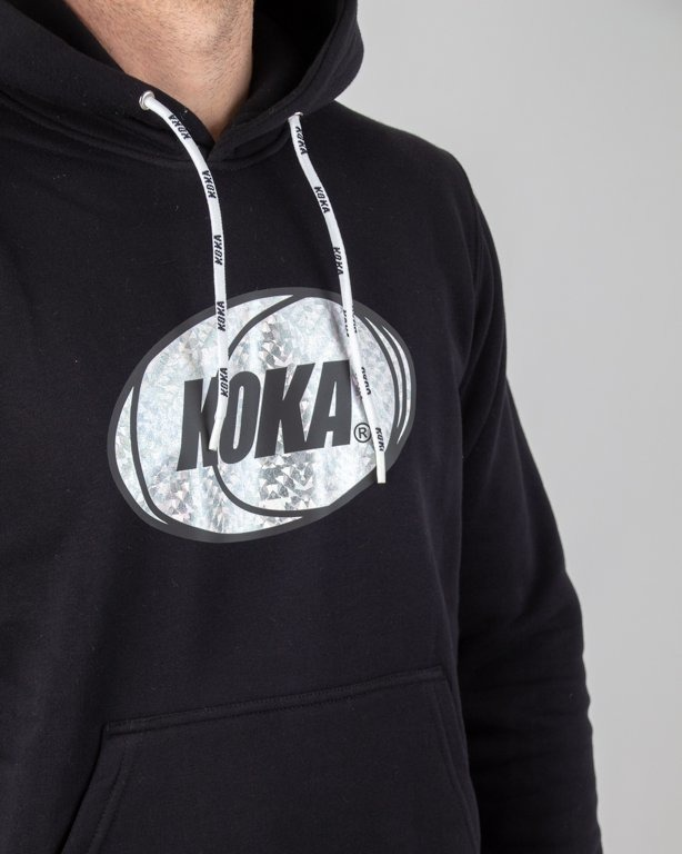 Bluza Koka Hoodie Rnbw Black