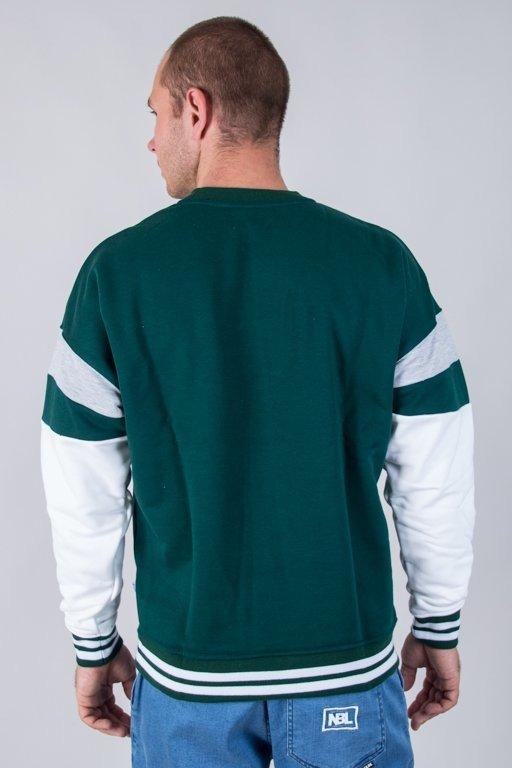 Bluza Lucky Dice Logo Colour Green