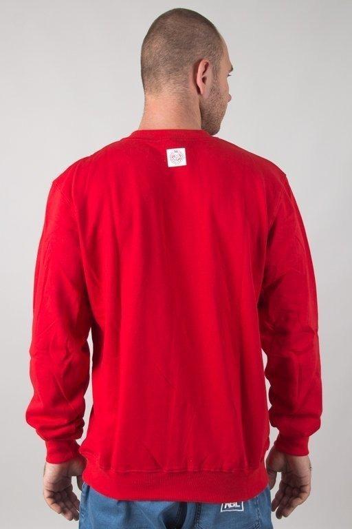 Bluza Mass Base Red