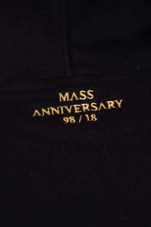 Bluza Mass Hoodie Golden Crown Black