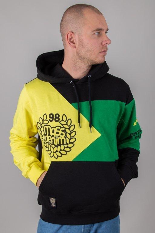 Bluza Mass Hoodie Republic Black