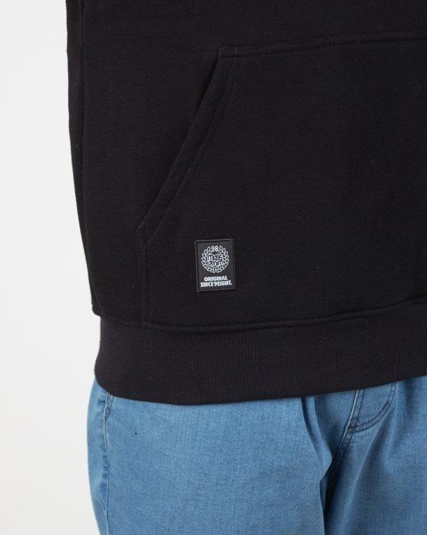 Bluza Mass Hoodie Signature Medium Logo Black