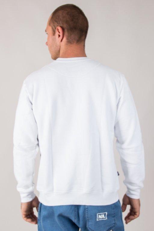 Bluza Moro Big Shield White