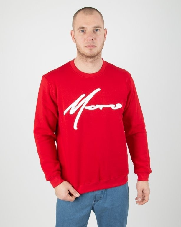 Bluza Moro Paris Red
