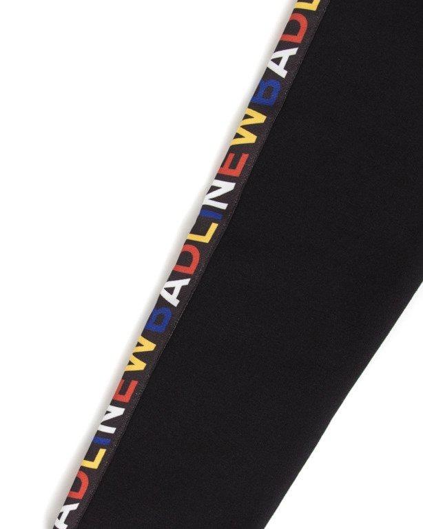 Bluza New Bad Line Hoodie Damska Tape Black