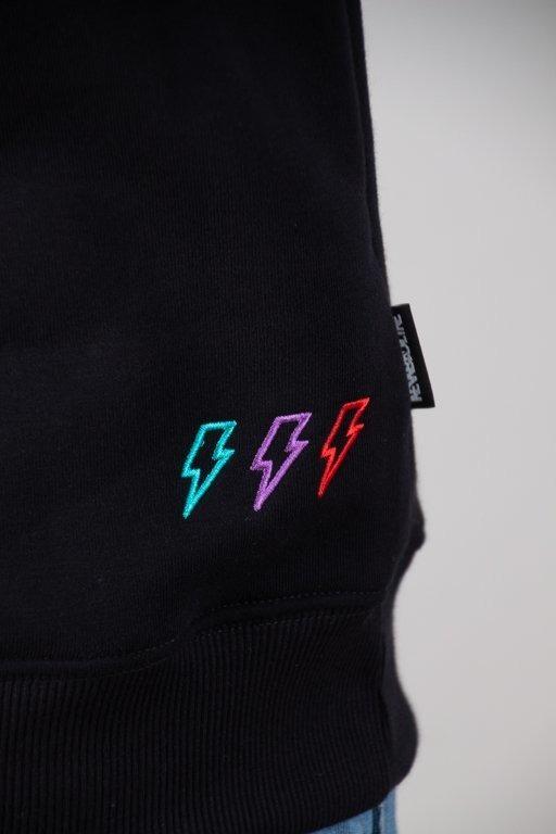 Bluza New Bad Line Hoodie Thunder Black