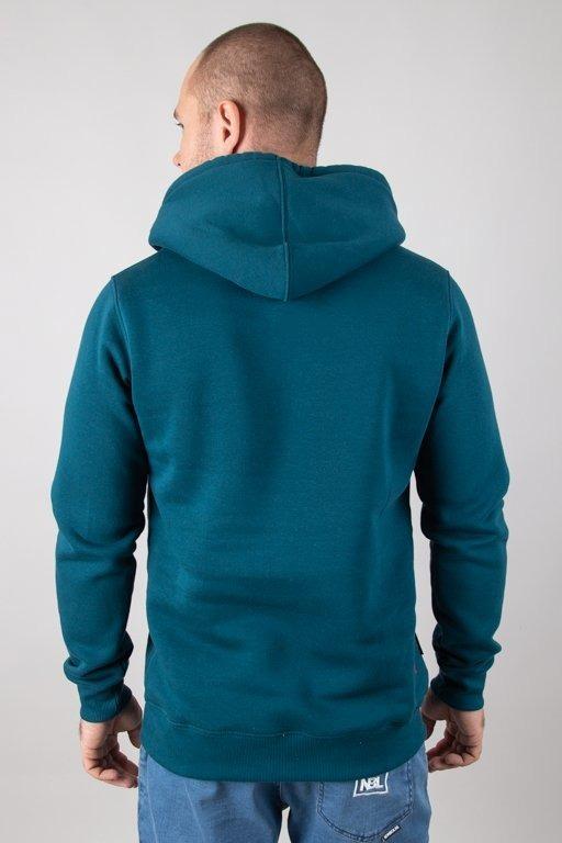 Bluza New Bad Line Hoodie Thunder Emerald