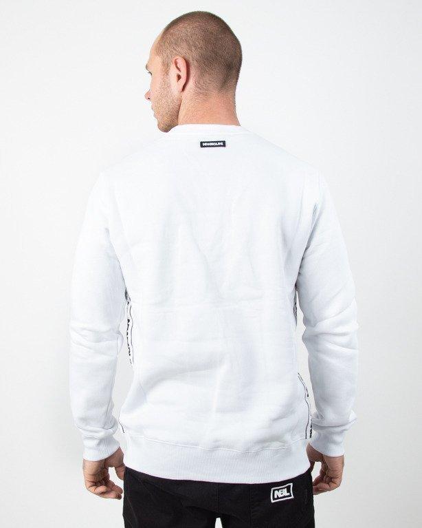 Bluza New Bad Line Classic Lampas White