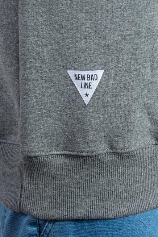 Bluza New Bad Line Swag Grey