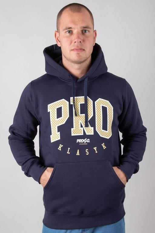 Bluza Prosto Hoodie Norm Navy