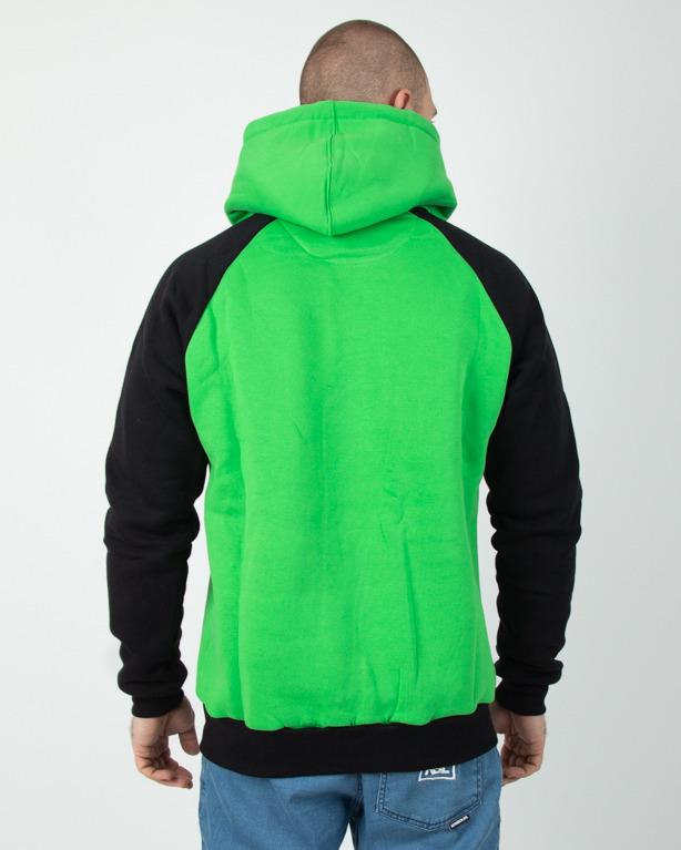 Bluza Prosto Hoodie Should Green